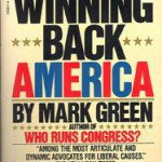 cover of Winning Back America by Mark Green