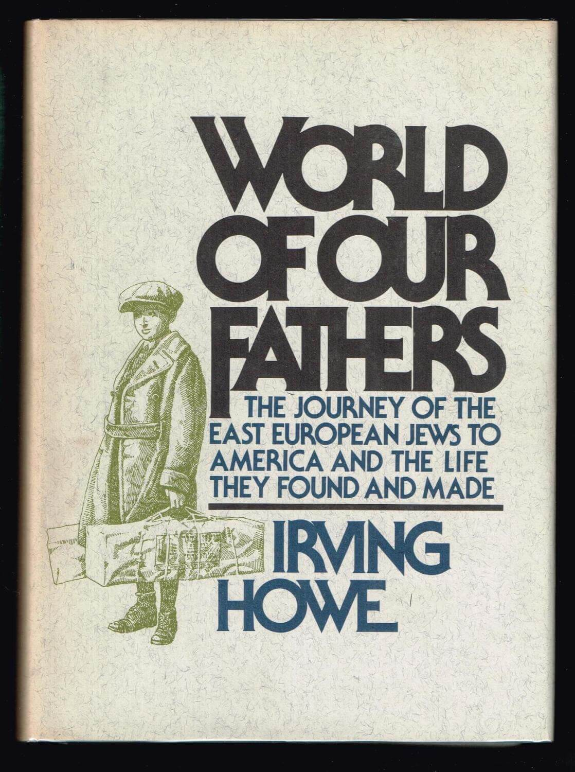 cover of World of Our Fathers by Irving Howe
