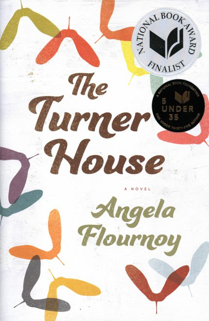 The Turner House by Angela Flournoy book cover, 2015