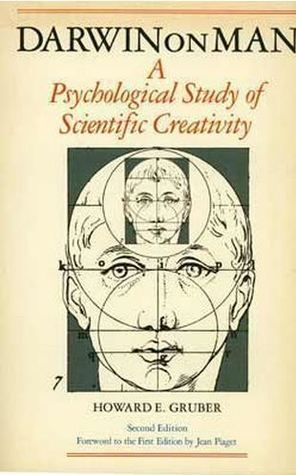 cover Darwin on Man: A Psychological Study of Scientific Creativity by Howard E. Gruber, Paul H. Barrett