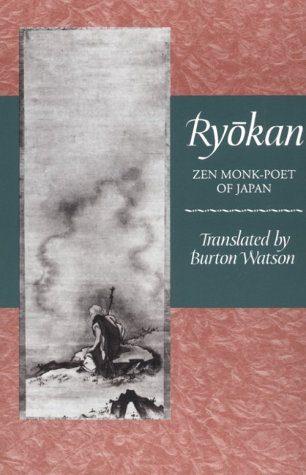cover of Ryokan's Zen Monk-Poet of Japan translated by Burton Watson