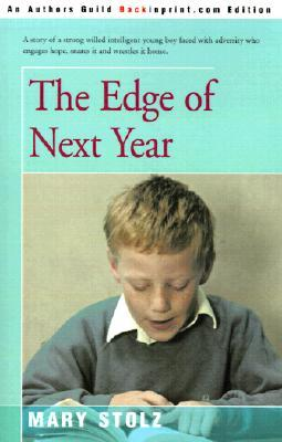 title The Edge of Next Year by Mary Stolz