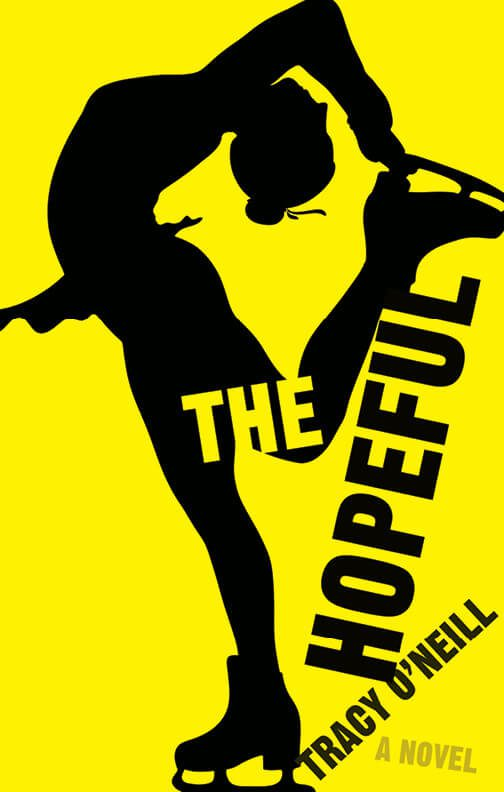 tracy o'neill the hopeful book cover