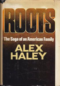cover of Roots by Alex Haley
