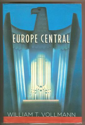 Europe Central by William T. Vollmann book cover