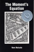 The Moment's Equation, by Vern Rutsala book cover