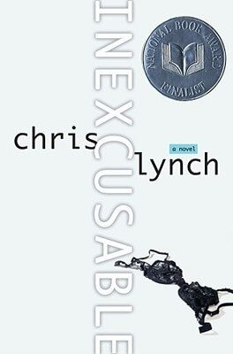 Inexcusable by Chris Lynch book cover, 2005