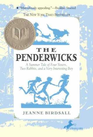 The Penderwicks by Jeanne Birdsall book cover, 2005