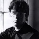William T. Vollmann author photo, 2005
