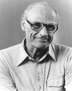 Arthur Miller Accepts the 2001 Medal for Distinguished Contribution in American Letters