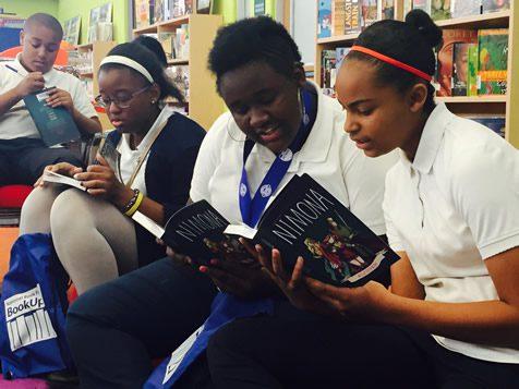 BookUp Expands to Detroit, MI