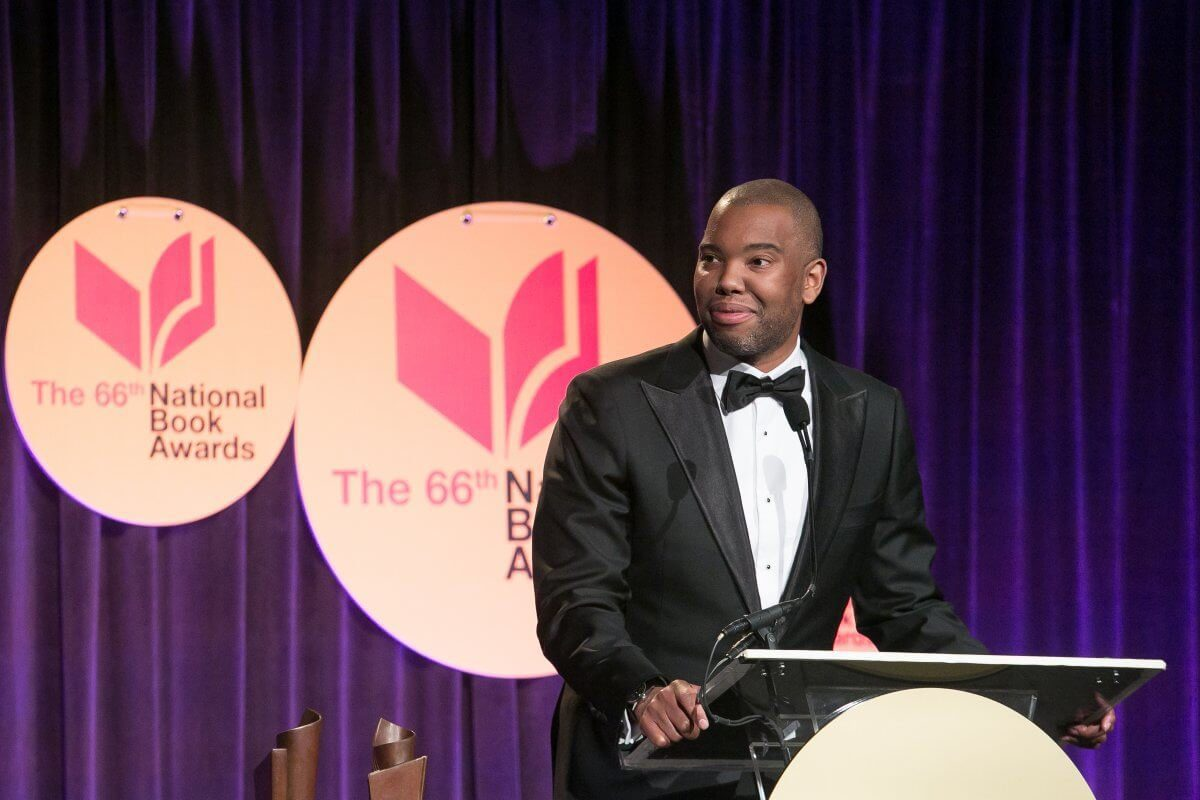 Ta-Nehisi Coates' Acceptance Speech for the 2015 National Book Award for Non-Fiction