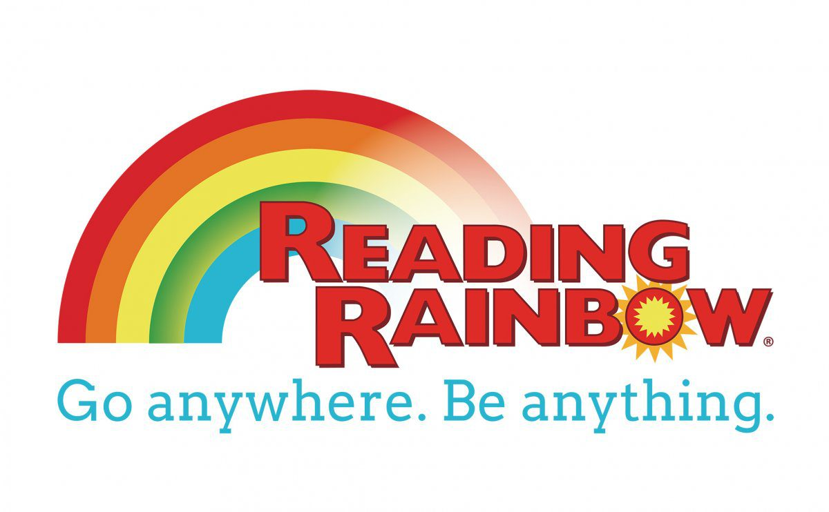 Students Share BookUp with Reading Rainbow