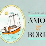 cover of Amos & Boris by William Steig