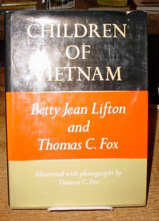 cover of Children of Vietnam by Betty Jean Lifton and Thomas C Fox