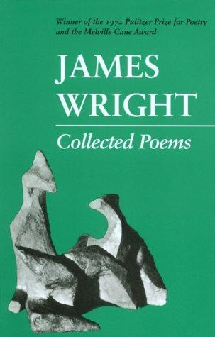 cover of Collected Poems by James Wright
