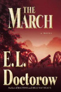 The March by E.L. Doctorow book cover, 2005