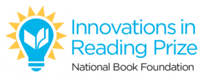 innovations in reading prize logo