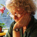 Jean Valentine author photo, 2004