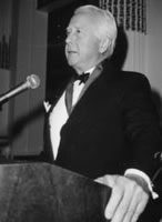 David McCullough Accepts the 1995 Medal for Distinguished Contribution to American Letters