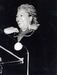 Toni Morrison Accepts the 1996 Medal for Distinguished Contribution to American Letters