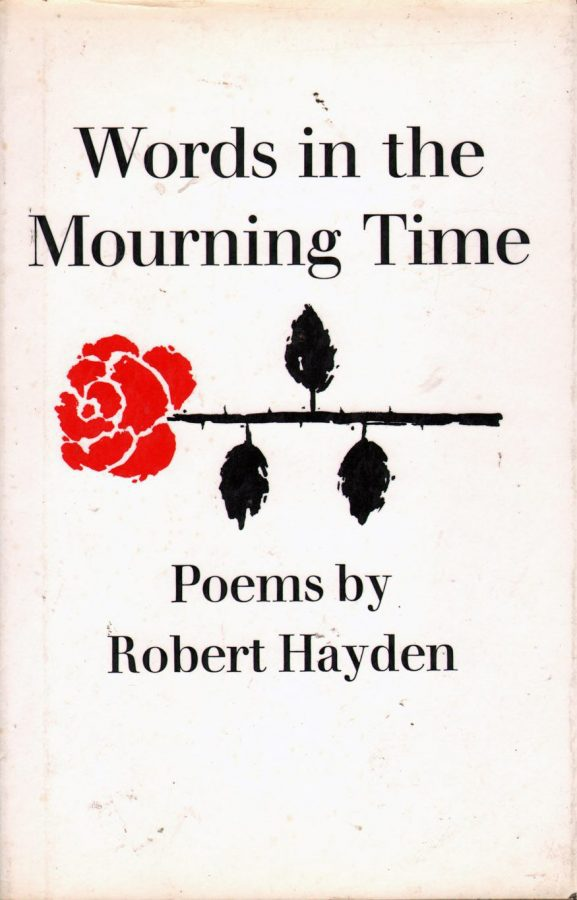 Words in the Morning Tme: Poems, by Robert Hayden book cover