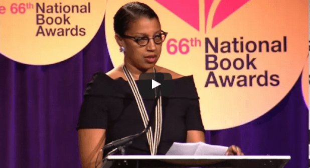 2015 NBA Poetry Award Winner: Robin Coste Lewis Intro Image