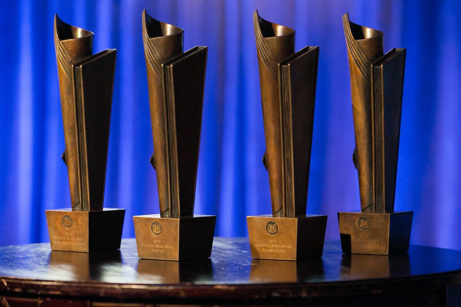 Watch the 2019 National Book Awards Ceremony live on 11/20 at 7:15PM