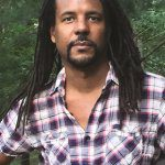 Colson Whitehead author photo, credit by Madeline Whitehead