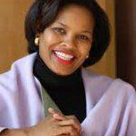 Sheila P Moses, author photo, 2004