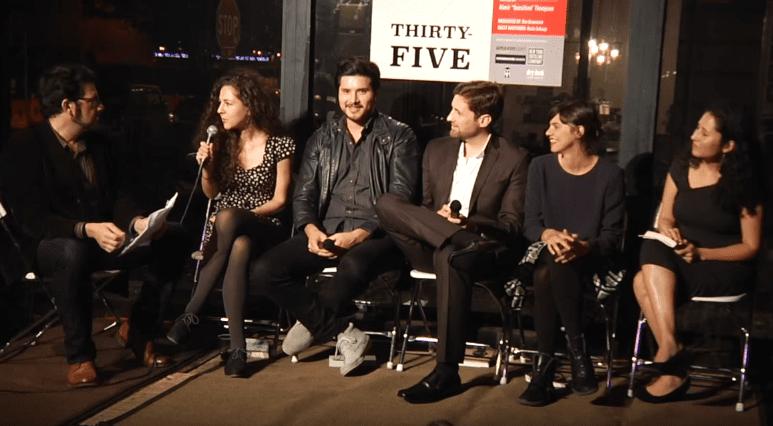 2014 5 Under 35 Panel Discussion