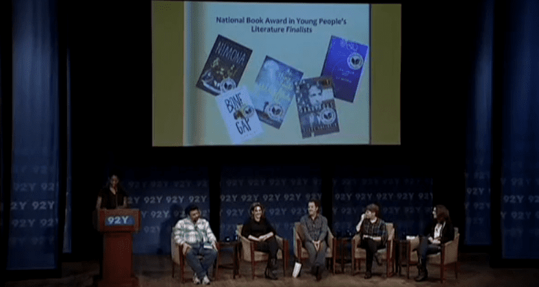 2015 National Book Awards Teen Press Conference (7 of 9)