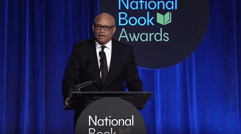2016 National Book Awards - Larry Wilmore