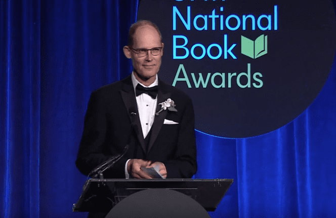 2016 National Book Awards - James English (Full)