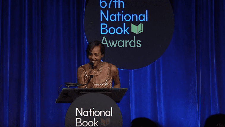 2016 National Book Awards - Lisa Lucas (Full)