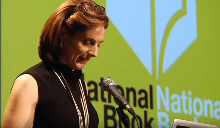 Ali Benjamin reads at the 2015 National Book Awards Finalists Reading