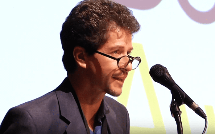 Andrés Reséndez reads from The Other Slavery at the 2016 NBAs Finalists Reading