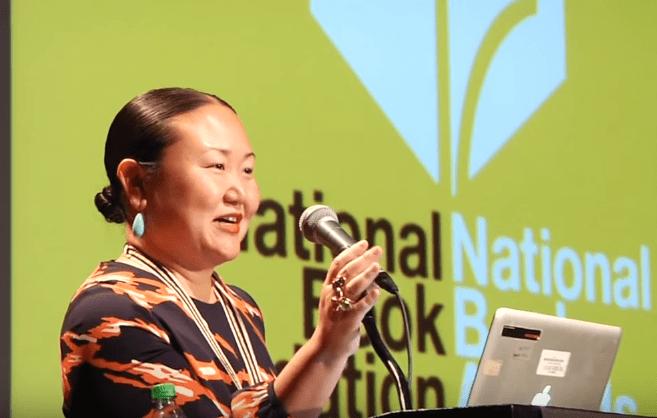 Hanya Yanagihara reads at the 2015 National Book Awards Finalists Reading