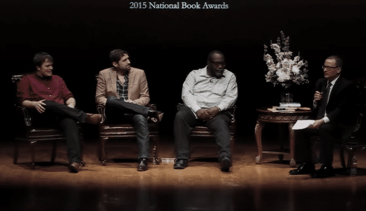 National Book Awards On Campus, 2015, Sam Houston State University