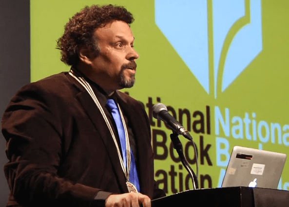 Neal Shusterman reads at the 2015 National Book Award Finalists Reading
