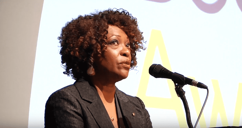 Rita Dove reads from Collected Poems 1974-2004 2016 NBAs Finalists Reading