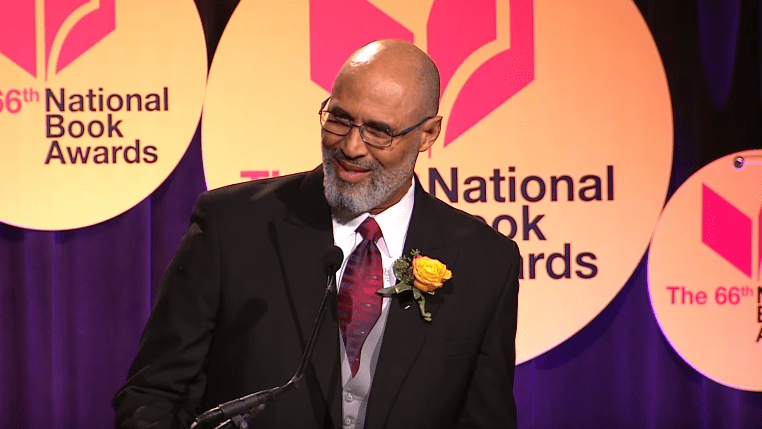 Tim Seibles presents the 2015 National Book Award in Poetry