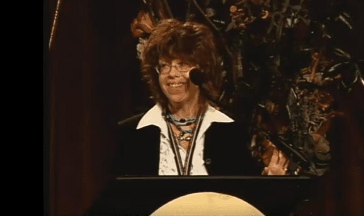Judy Blundell's 2008 National Book Award Ceremony Acceptance Speech