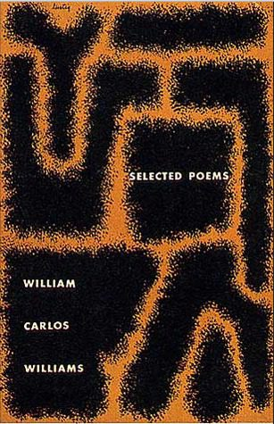 Selected Poems By William Carlos Williams, book cover
