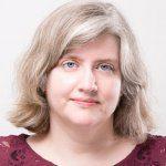 Cathy O'Neil author photo, credit Adam Morganstern
