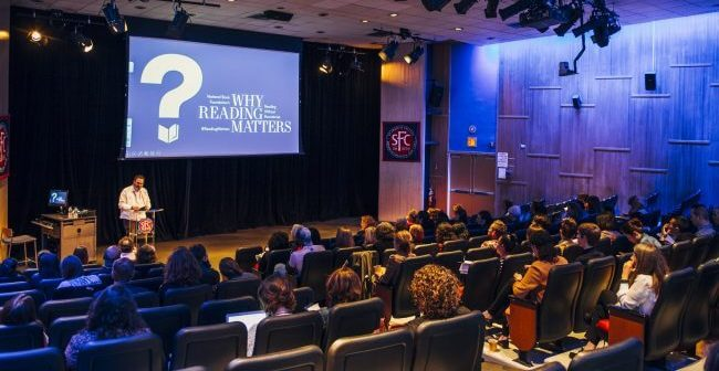 Why Reading Matters Conference - National Book Foundation
