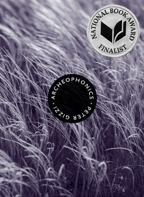 Archeophonics, by Peter Gizzi book cover