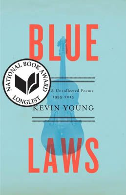 Blue Laws by Kevin Young book cover