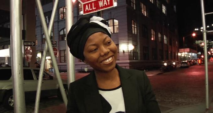 NoViolet Bulawayo Interviewed at 2013 5 Under 35