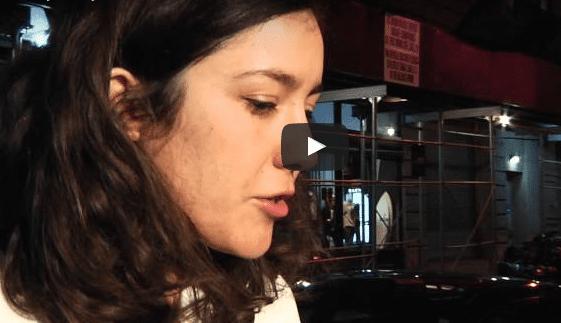 Daisy Hildyard Interviewed at 2013 5 Under 35